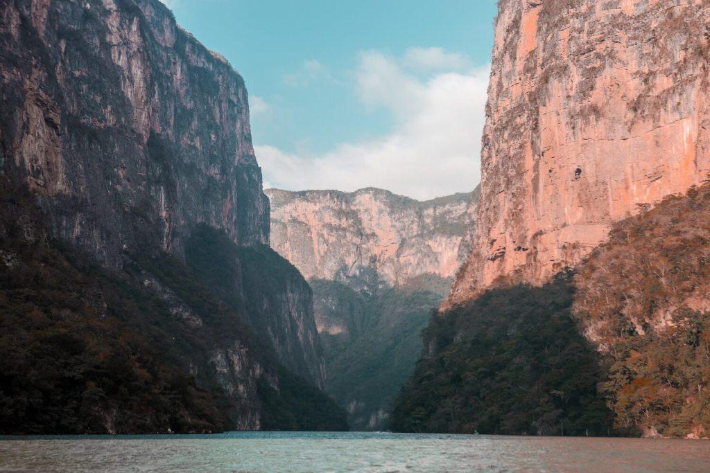 Canyon del Sumidero in Chiapas