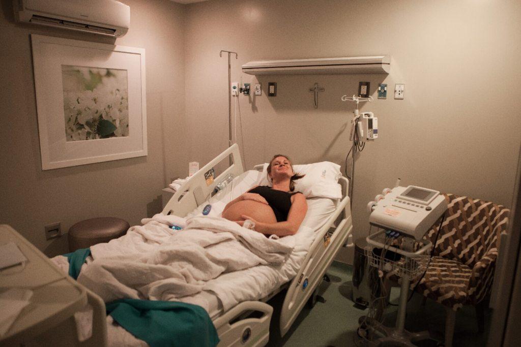 Suite im Krankenhaus El Pilar