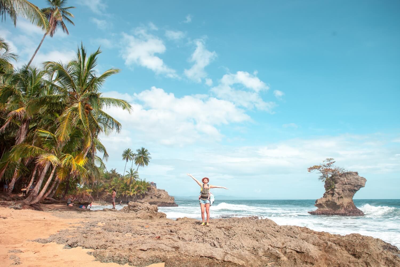 Titelbild Karibikküste von Costa Rica