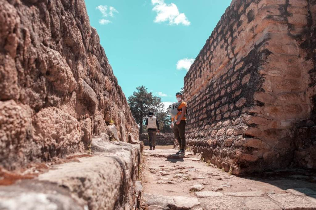 Ausflüge ab Guatemala Stadt Mayaruine