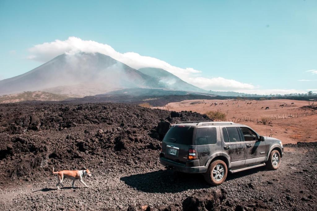 Ausflüge ab Guatemala Stadt Vulkan Pacaya