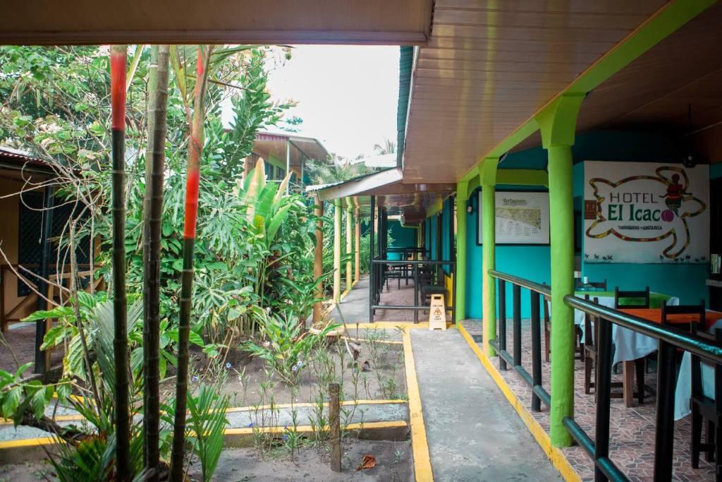 Tortuguero Nationalpark in Costa Rica Hotel