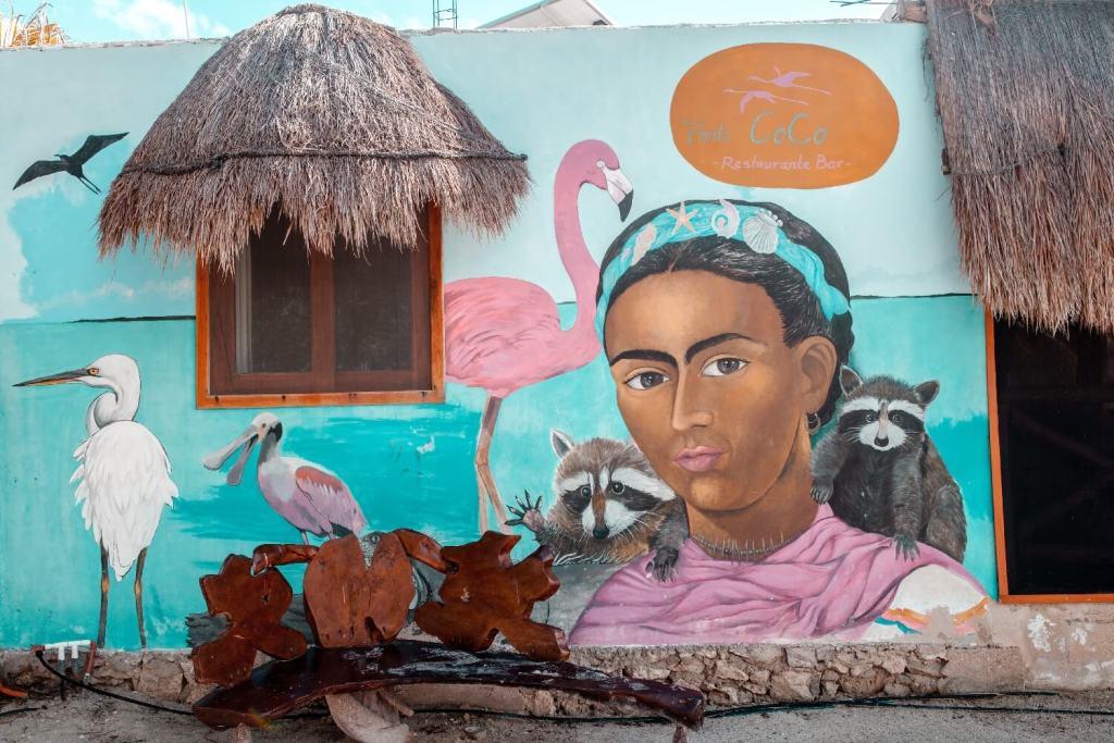 auswandern nach Guatemala Holbox
