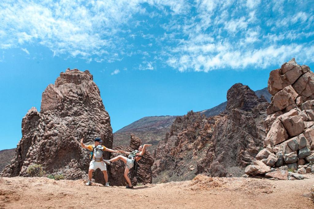Roques de Garcia Foto