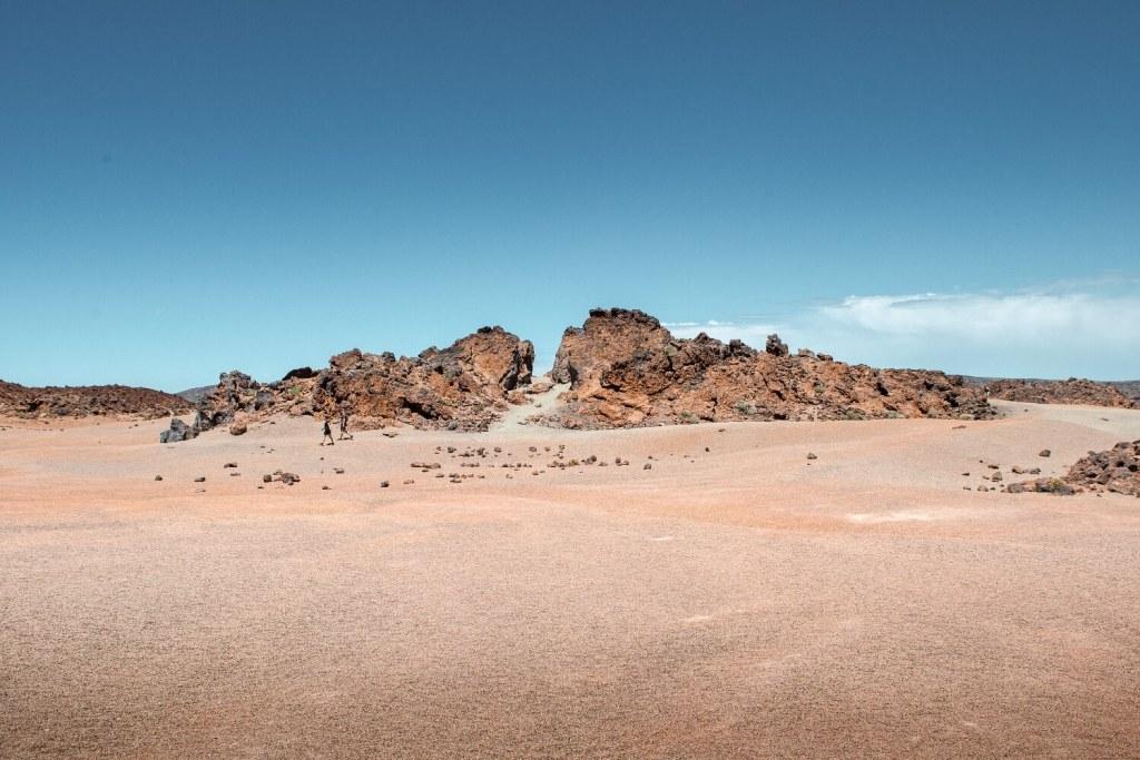 Mines of San Jose Nationalpark El Teide auf Teneriffa