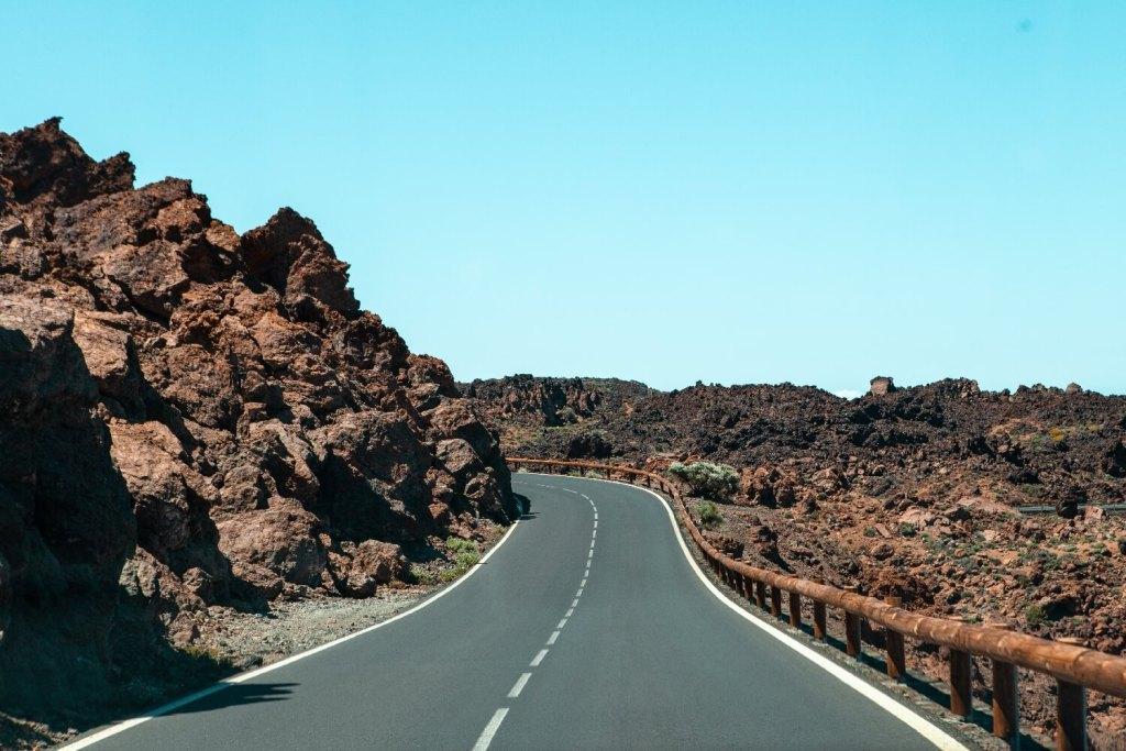 Nationalpark El Teide auf Teneriffa Anfahrt