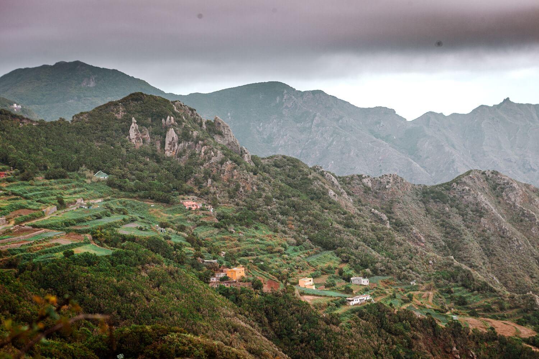 Titelbild Route durch das Anaga Gebirge auf Teneriffa