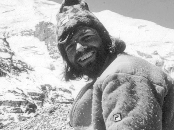 Reinhold Messner Everest Without Oxygen