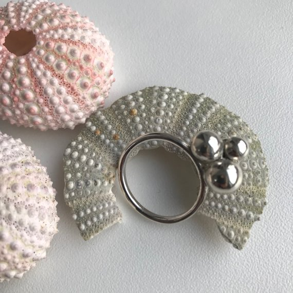 Sølvsmykke, håndlaget, made in Norway, Wildaria, Anette Lillestrand