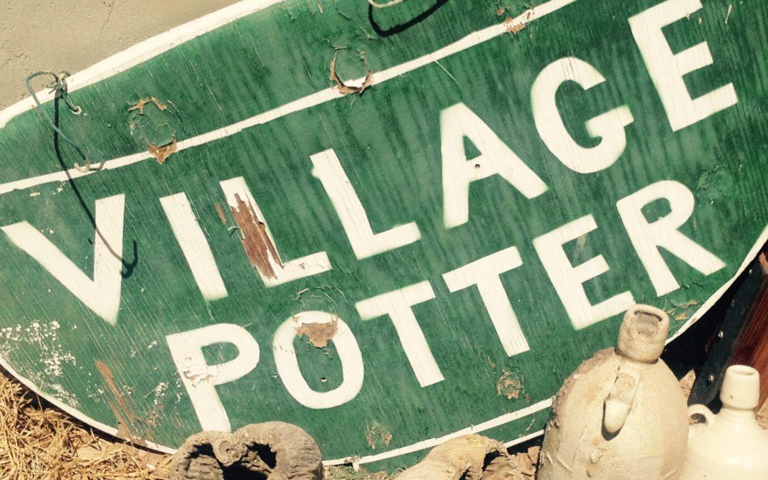 Village Potter Scott Chatenever