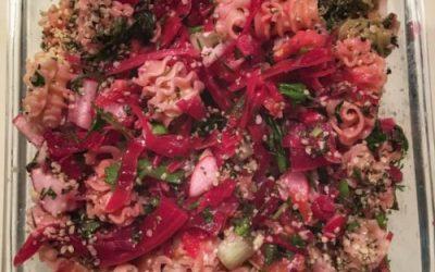 Wild Fermented Antipasto Salad