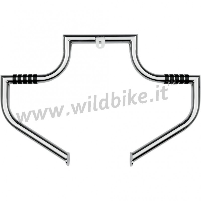 ENGINE GUARDS LINDBY CHROME MAGNUMBAR® 1702 HARLEY