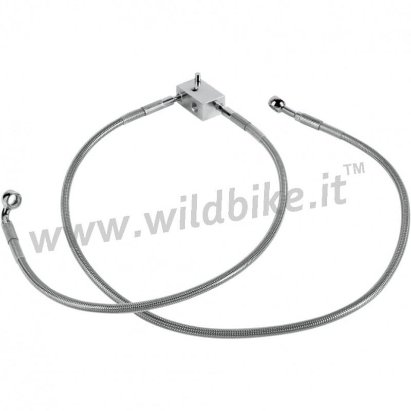 CABLE STANDARD ACIER INOX DE FREIN ARRIERE KITS 44803-00A