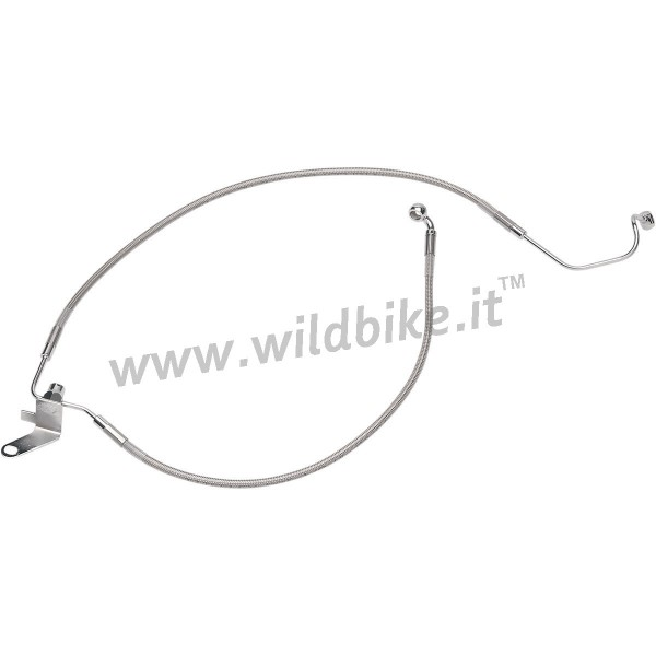 CABLE STANDARD STAINLESS STEEL LINE KITS REAR BRAKE 45133