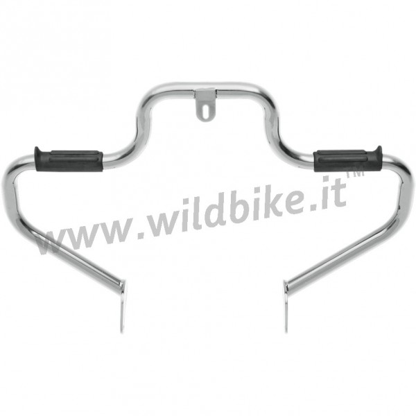 TUBE PROTECTION DE MOTEUR LINDBY CHROME MULTIBAR HARLEY