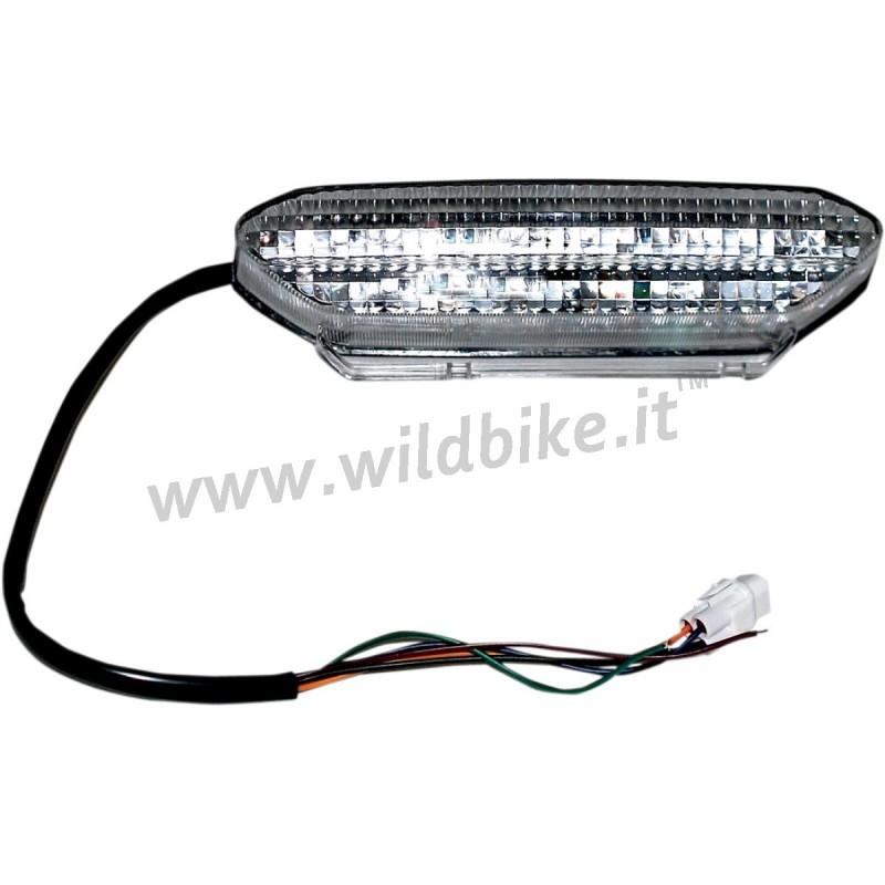 FEU ARRIERE LED intégré NITRO POUR YAMAHA XVS 1300 CUSTOM
