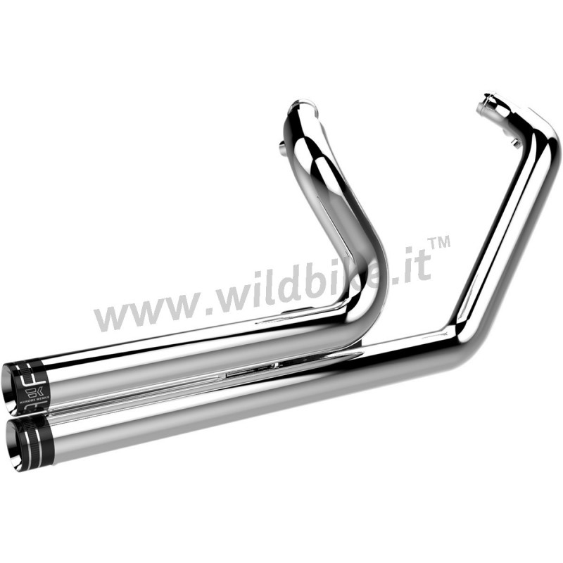 EXHAUST KHROME WERKS BILLET CHROME FOR HARLEY DAVIDSON XL