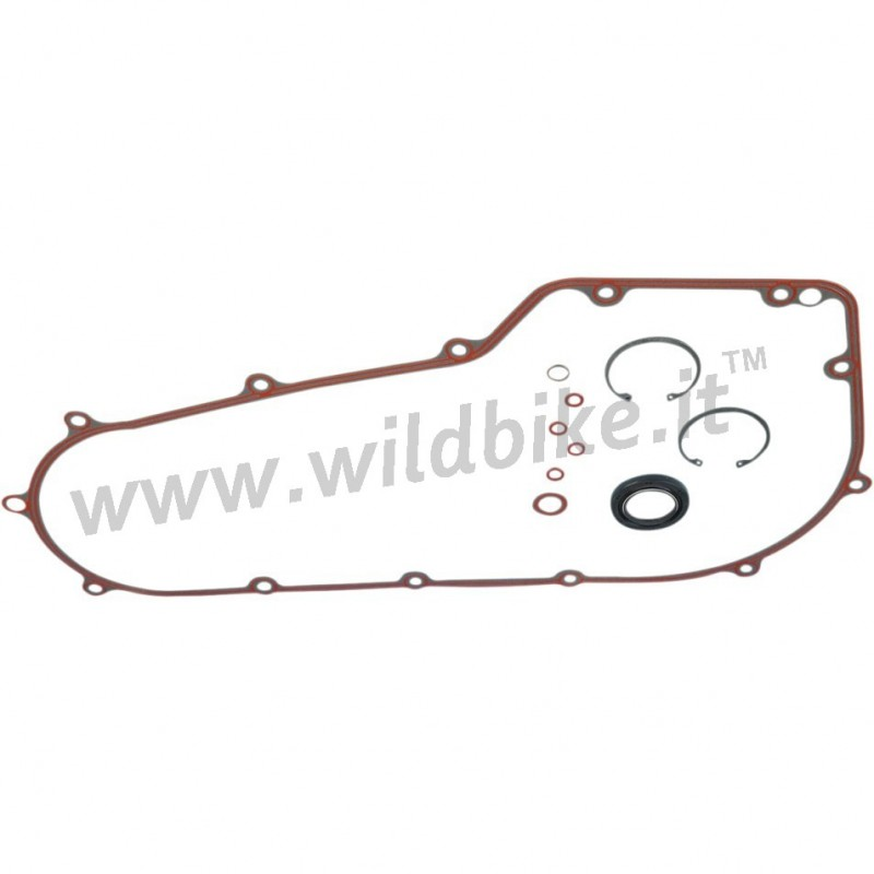 PRIMARY DRIVE COVER GASKET KIT HARLEY DAVIDSON TWIN CAM
