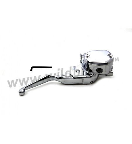 MASTER CILYNDER ASSEMBLY BRAKE WITHOUT ABS CHROME FOR