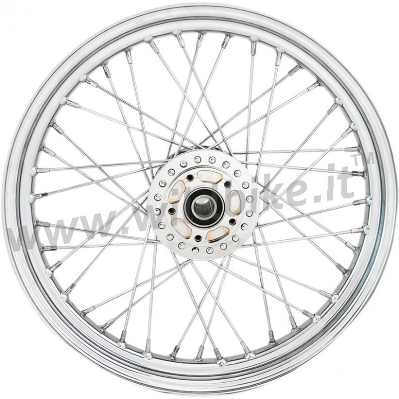 ROUES AVANT REMPLACEMENT LACETS 40 rayons 19