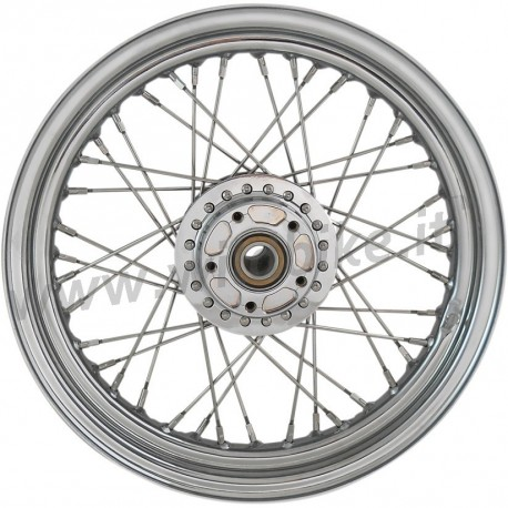 WHEELS REPLACEMENT LACED FRONT 40 SPOKES 16