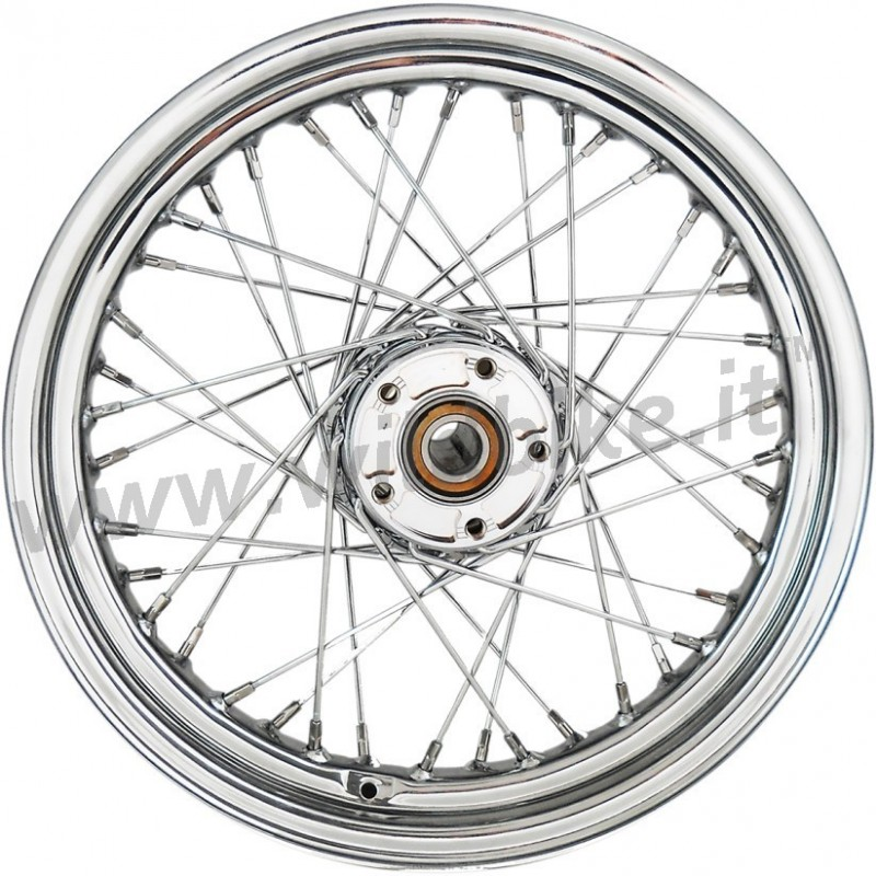 WHEELS REPLACEMENT LACED REAR 40 SPOKES 16