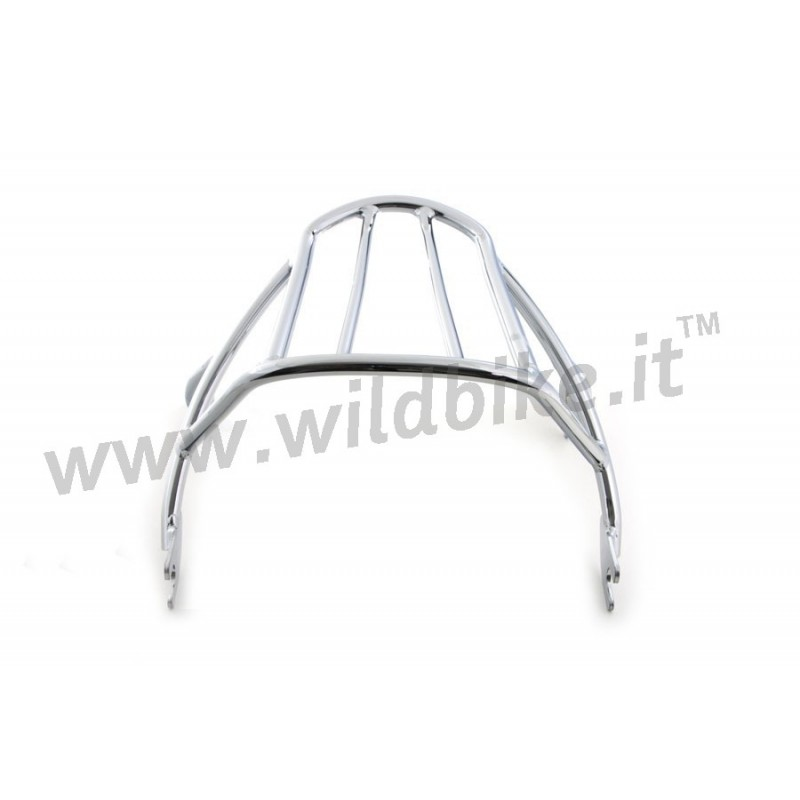 LUGGAGE RACK CHROME DETACHABLE TYPE 53494-04 FOR HARLEY
