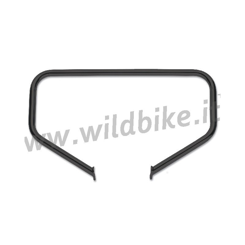 LINDBY UNIBAR PARAMOTOR BLACK TUBE for KAWASAKI VN 900