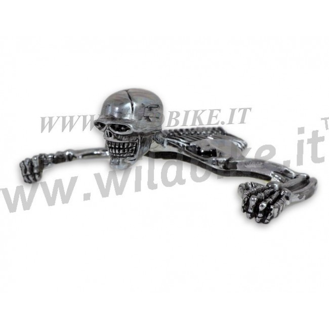 ORNAMENT FRIESE WITH EMBOSSED 3D SKELETON FOR HEADLIGHT