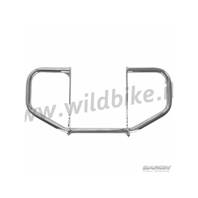 PARAMOTOR BARON CHROME TUBE HONDA SHADOW VT 750 C4