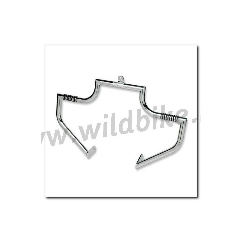 ENGINE GUARD LINDBY LINBAR CHROME FOR YAMAHA XVS 1300