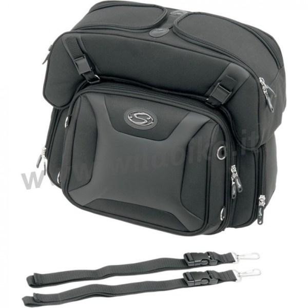 Bag Ftb2500 Backpack Combo Sports Sissy Bar Backrest