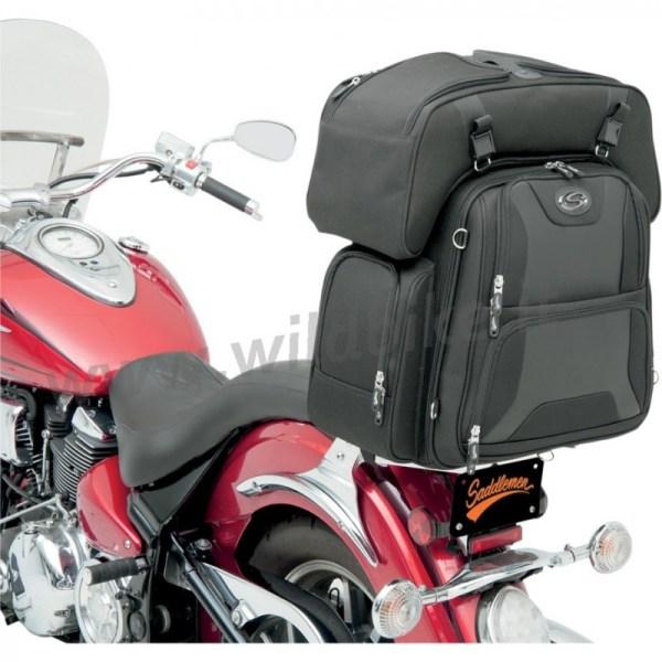 Bag Ftb3600 Sport Combo Backpack Sissy Bar Backrest
