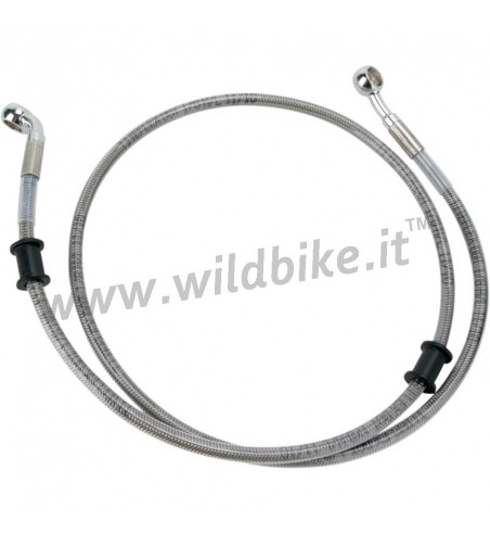 CABLE STANDARD STAINLESS STEEL LINE KITS FRONT BRAKE