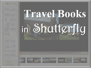 Shutterfly Travel Books