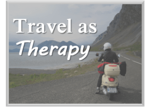 Travel as Therapy