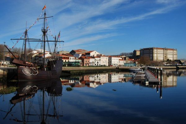 24 Hours In Vila Do Conde On The Portuguese Camino De Santiago.