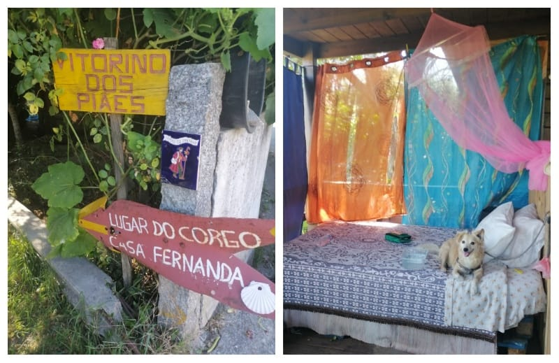 Casa De Fernanda: Our One And Only Night Under The Stars On The Camino De Santiago