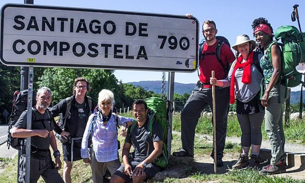 There's No Place For Racism On The Camino De Santiago.