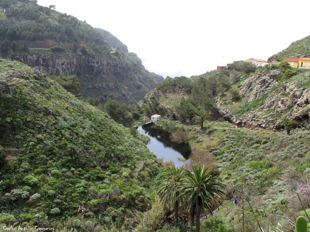 Barranco de Valle Gran Rey - Arure - La Gomera