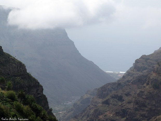 Barranco Valle Gran Rey - Arure - La Gomera