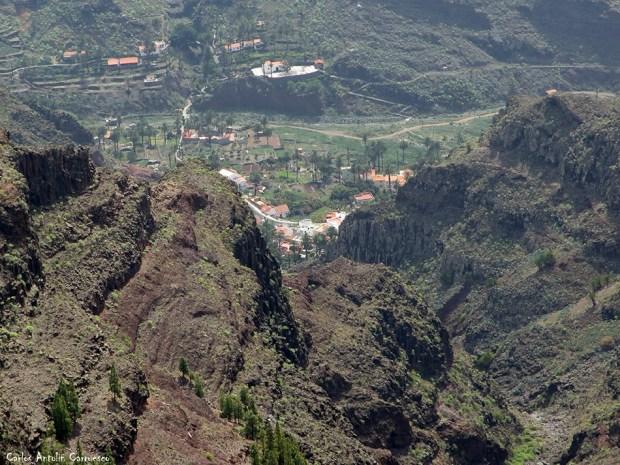 Valle Gran Rey - La Mérica - La Gomera