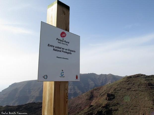 Valle Gran Rey - Argaga - La Gomera