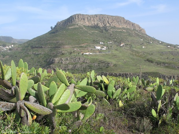 Chipude - La Fortaleza - La Gomera