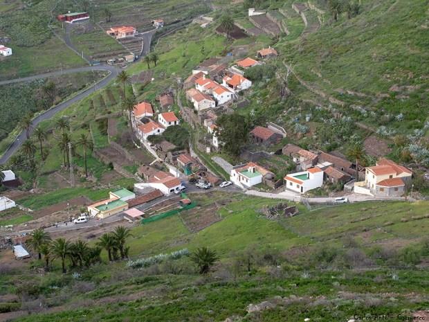 Chipude - Pavón - La Fortaleza - La Gomera