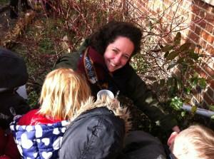 Bug hunting London wildlife family activities