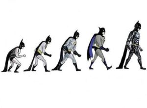 Kirsty Grant Bat Evolution