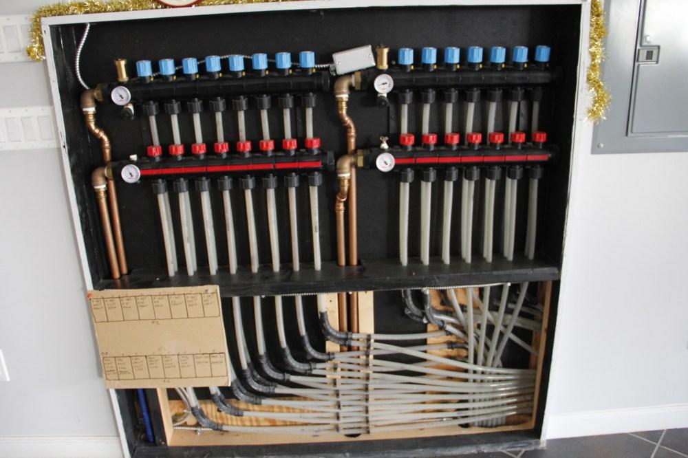 medium resolution of radiant floor heating thermostat installation mycoffeepot org