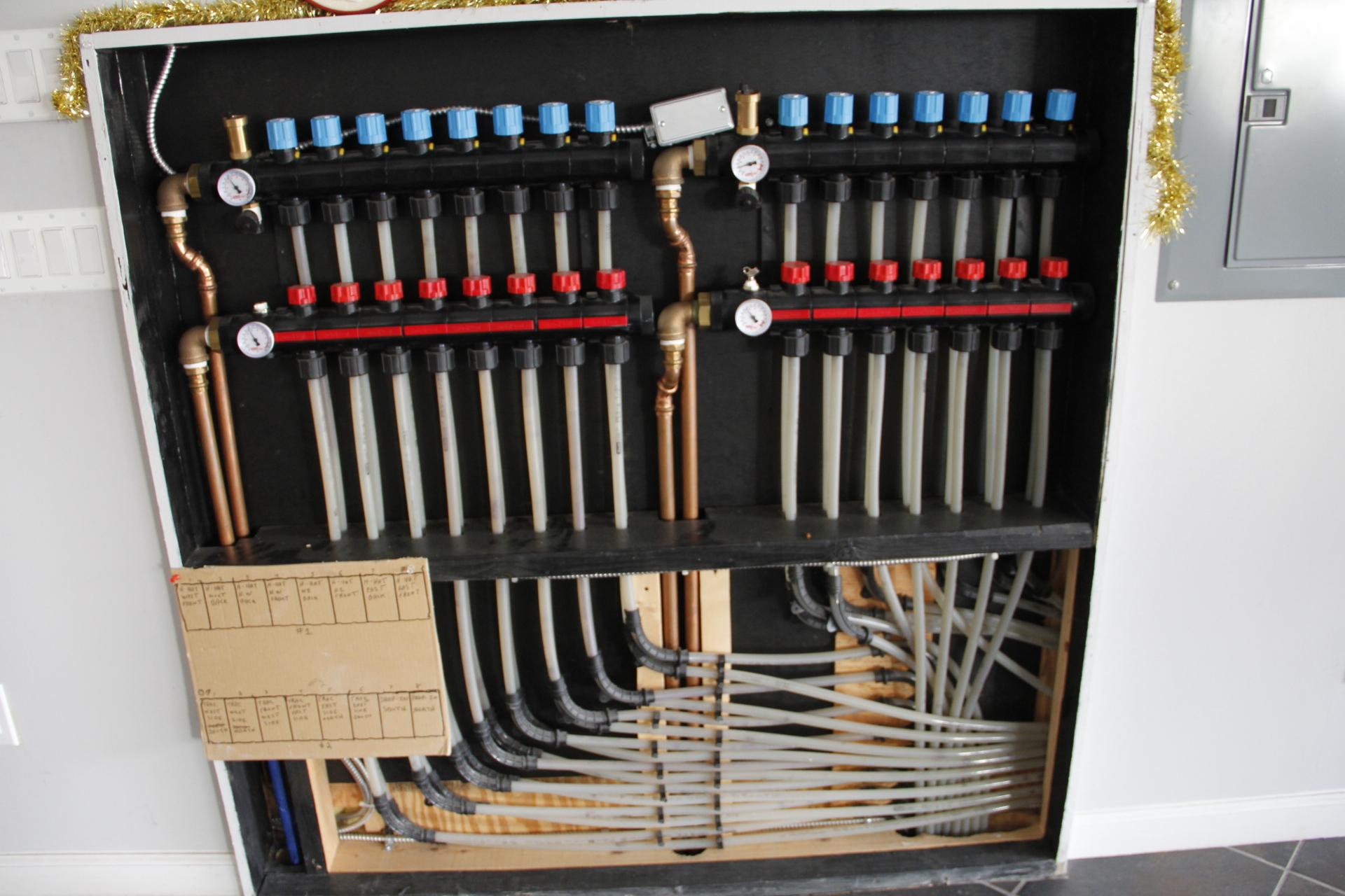 hight resolution of radiant floor heating thermostat installation mycoffeepot org