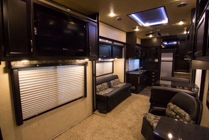 2015 GENESIS SUPREME TOY HAULER 40CR by GENESIS SUPREME RV